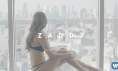 """This is a still from Ty Dolla $ign's video for """"Zaddy."""""""
