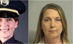 Tulsa Officer Betty Shelby
