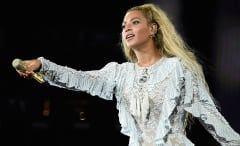 This is a photo of Beyonce.