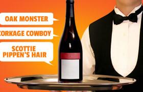 Wine Slang 101