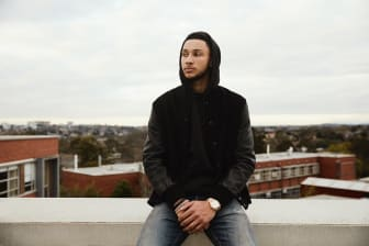 Ben Simmons in Melbourne, Australia