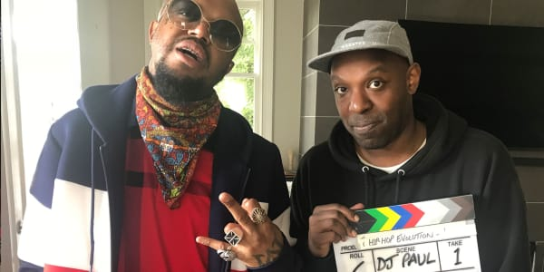'Hip-Hop Evolution': The Canadian Creators of the Emmy-Winning Series Talk About Their Process