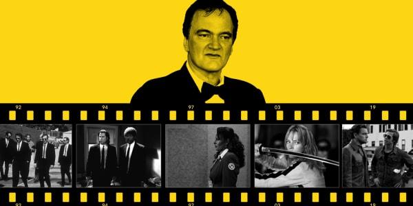 Quentin Terentino Filme
