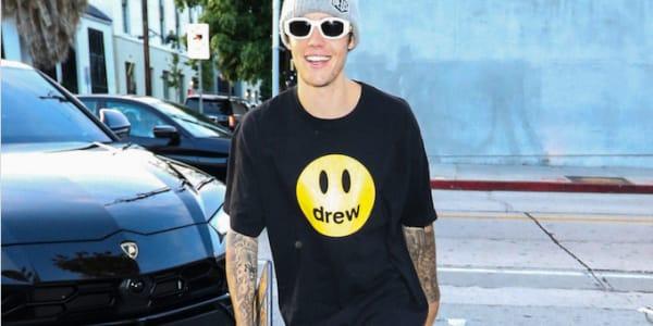 "Justin Bieber Joins Billie Eilish for the ""Bad Guy"" Remix"