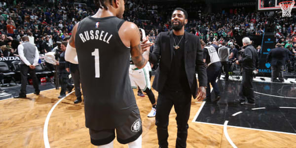 Nets 'Highly Unlikely' to Keep D'Angelo Russell If They Sign Kyrie Irving