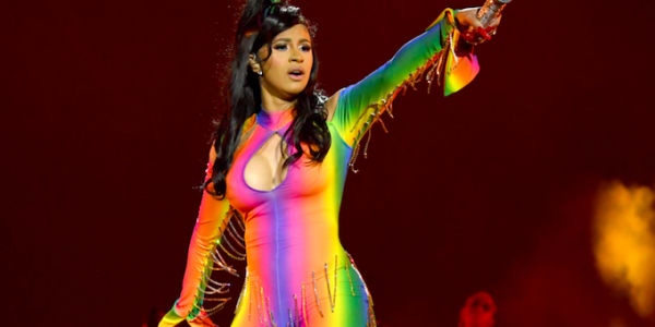 Cardi B Shuts Down Reports She Was Beefing With 10-Year