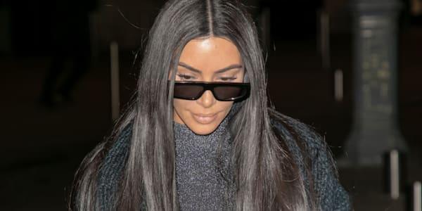 Kim Kardashian Discusses Testing Positive for Lupus Antibodies