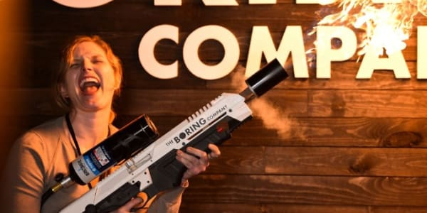 Pablo Escobar's Brother Says Elon Musk's Flamethrower Was Actually His Idea