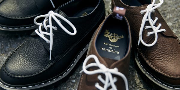 Take Three: nanamica and Dr Martens Launch Their Third Collaborative Silhouette