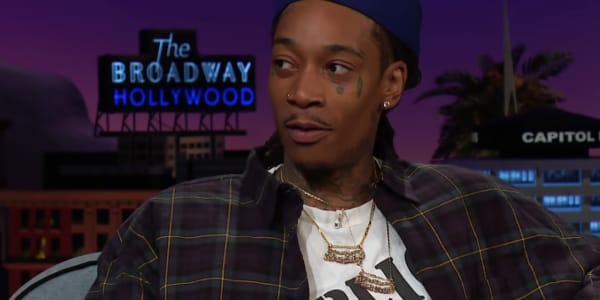 Wiz Khalifa Talks About 6-Year-Old Son's Pennywise Costume and Love of 'It'