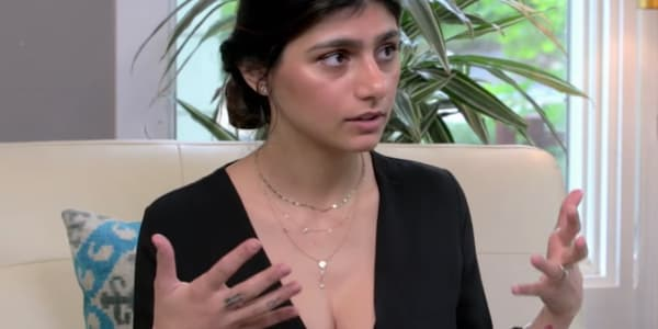Mia Khalifa Reveals She Only Made $12,000 as an Adult Film Star