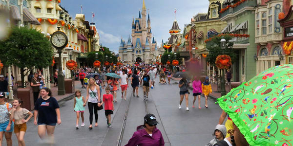7-Year-Old Boy Who Gave Up Vacation Money for Dorian Victims Gifted Free Disney World Trip