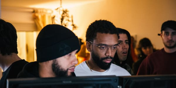 Pyer Moss Sat Out Fashion Week, Tapped Director X for Short Film Instead