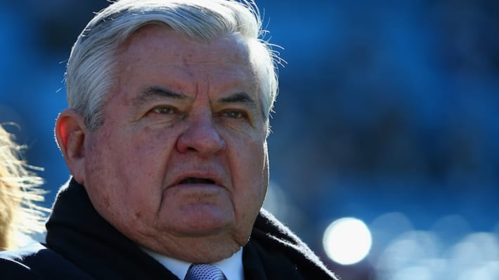 Panthers Are Investigating Workplace Misconduct Allegations Against Owner Jerry Richardson
