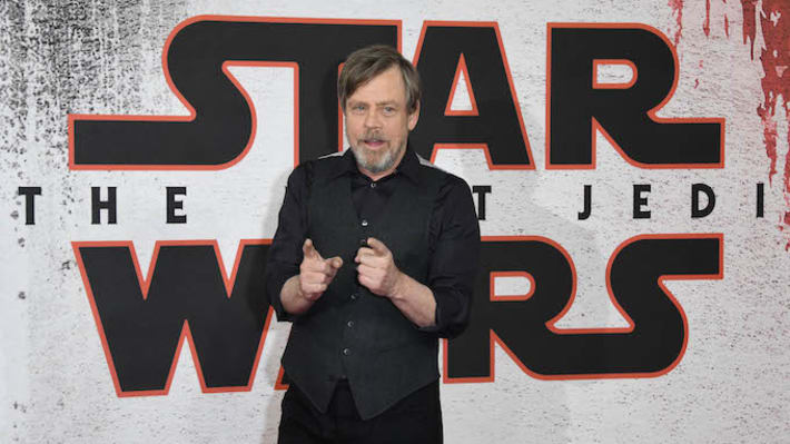Mark Hamill Claps Back at Ted Cruz Over Net Neutrality