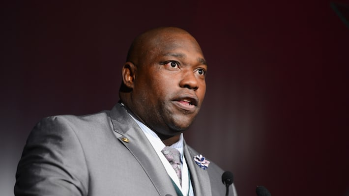 Warren Sapp Denies Sexual Harassment Allegations and Shares Picture of Sex Toy He Gave Co-Workers