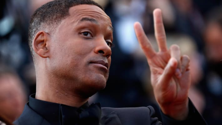 Will Smith Still Has Hope for Humanity: 'This Is the Purge, Right?'