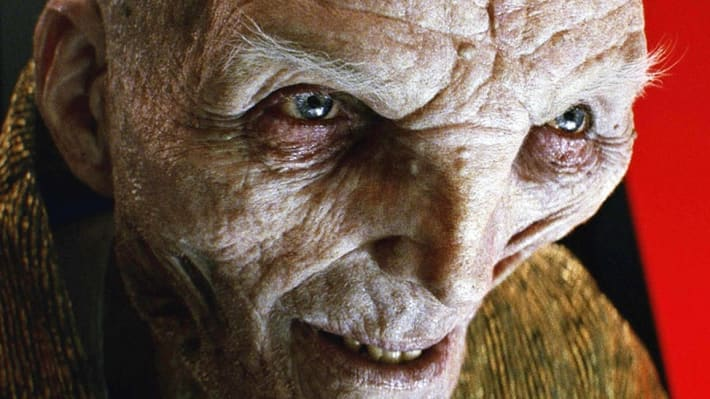 'The Last Jedi' Director Addresses Pivotal Scene With Supreme Leader Snoke