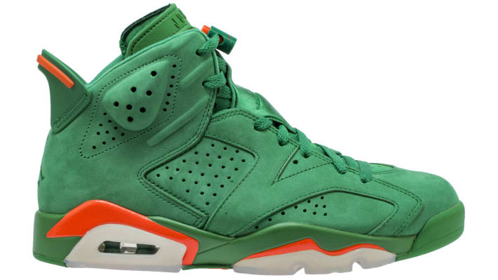 The Next 'Gatorade' Air Jordan 6 Closes Out 2017
