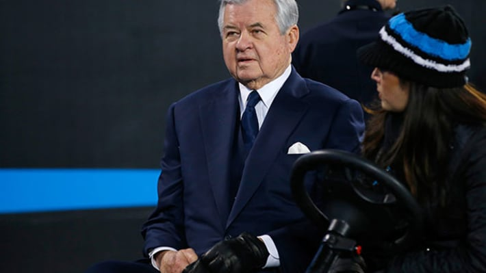 Panthers Owner Jerry Richardson to Sell Team Following Announcement of NFL Investigation