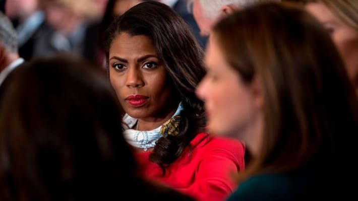 Omarosa Manigault Is Out at the White House
