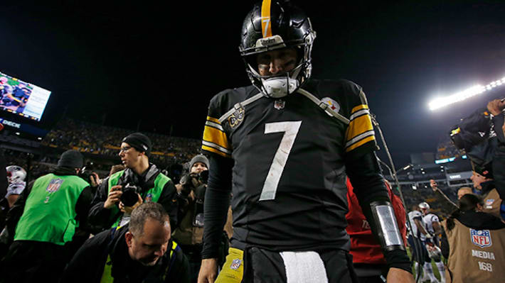 Fans Were Emotional Over Steelers vs. Patriots Bizarre Ending