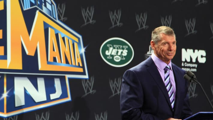 Is Vince McMahon Relaunching the XFL?