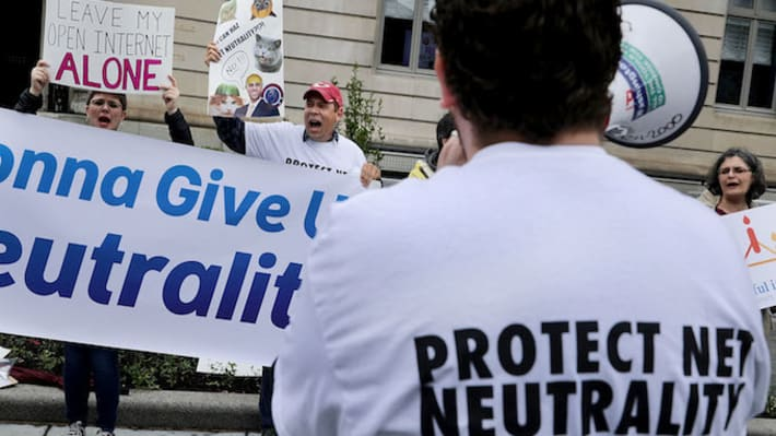 Republicans Saying 'The Internet Is Free' After Net Neutrality Repeal Clearly Don't Know How the Internet Works