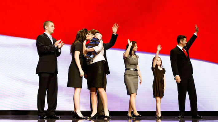 Sarah Palin's Son Arrested for Allegedly Attacking Father