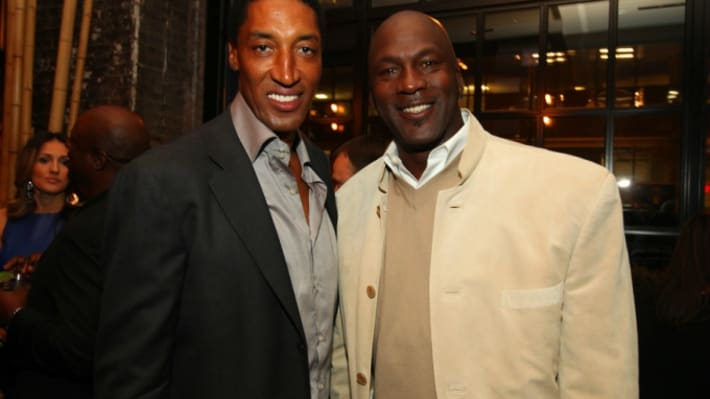 Michael Jordan Might Need to Call Scottie Pippen After This Latest Take on Lebron