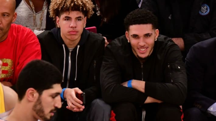 Here's How Much Money It'll Cost to See LiAngelo and LaMelo Ball Play in Lithuania