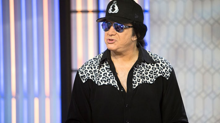 Gene Simmons Is Being Sued for Alleged Sexual Assault