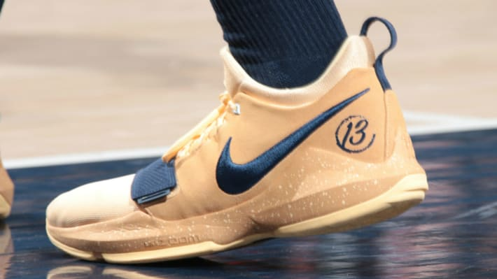 You'll Be Able to Buy Paul George's Indy Return Nike PG1