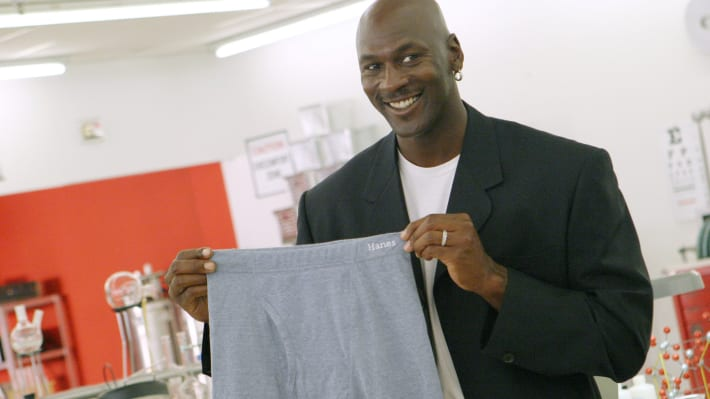 How Michael Jordan Became the GOAT of Celebrity Endorsements