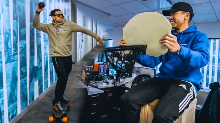 CASEY NEISTAT MAKES A BET WITH US! | #LIFEATCOMPLEX