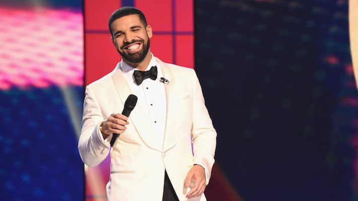 Drake Is Shooting His Shot With Angelina Jolie
