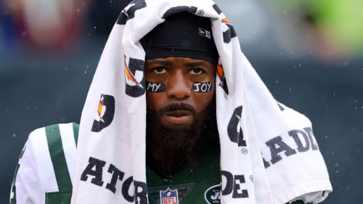 Jeremy Kerley Says Ghosts May Be Reason Behind Positive PED Test