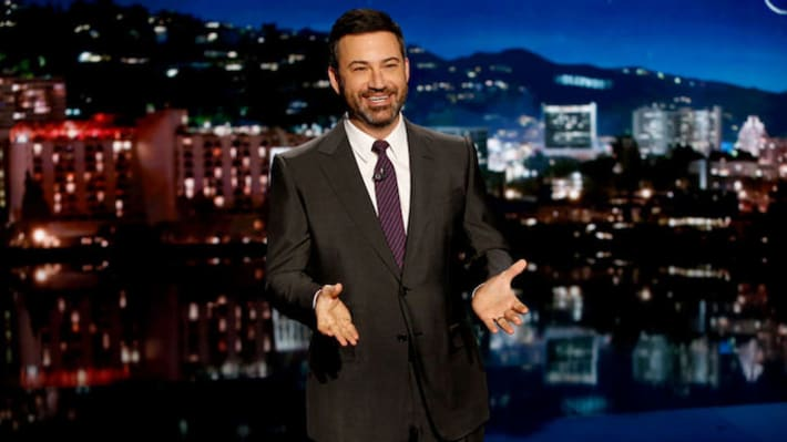Jimmy Kimmel Buries Roy Moore: 'Guess What? God Decided, It's Over'