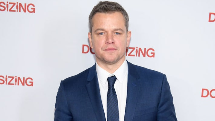 Matt Damon Makes Wildly Hypocritical Statements About Sexual Harassment Scandals