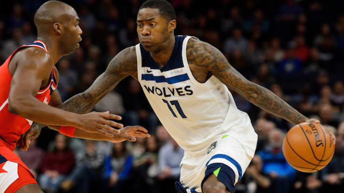 Jamal Crawford Thought He'd Get More Playing Time With Timberwolves