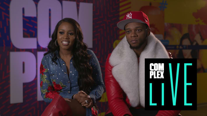 "Watch Remy Ma, Papoose, Ella Mai and Pell on ""Complex Live"""