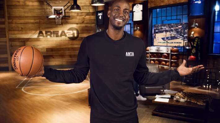 Kevin Garnett on Talking Trash to Michael Jordan and Thursday's Legendary 'Area 21' Guest List