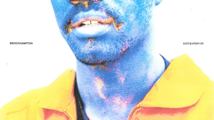 Listen to Brockhampton's Third Studio Album 'Saturation III'