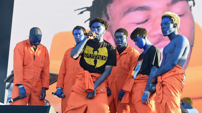 "Brockhampton Share One More Song Before 'Saturation III' Drops, ""STAINS"""