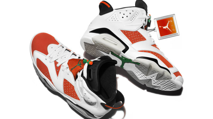 'Gatorade' Air Jordan 6s Are Available Early