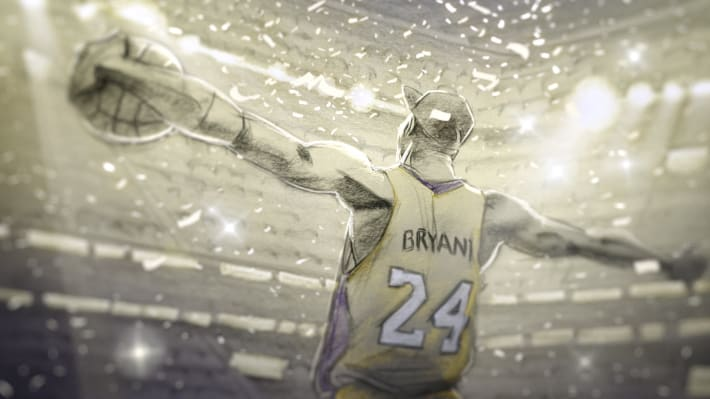 Kobe Bryant's 'Dear Basketball' Animated Short is Here