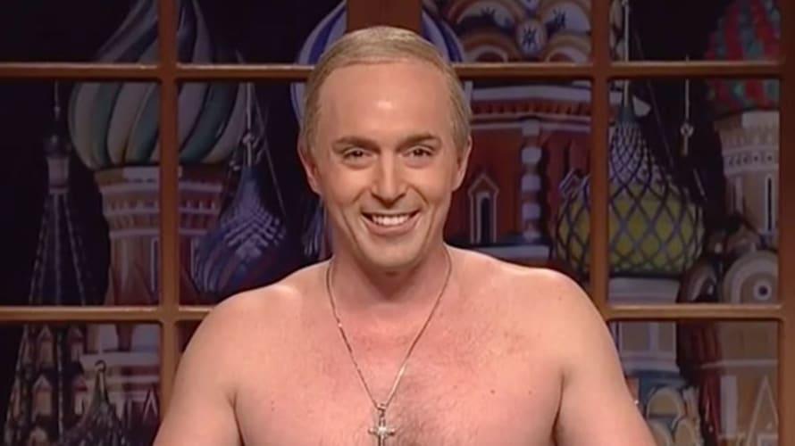 This is a photo of Valdimir Putin.