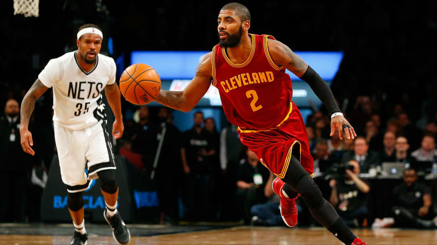 Kyrie Irving 2016