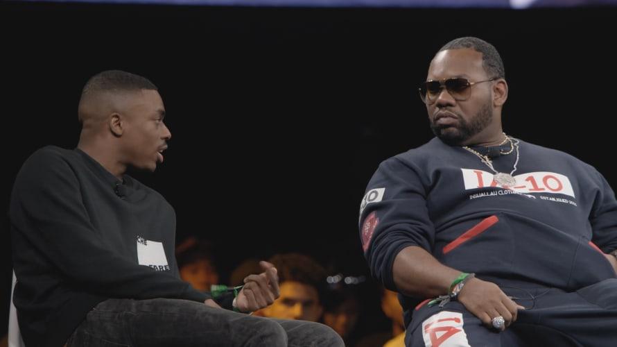 Complex Conversations Rap Gap Raekwon and Vince Staples