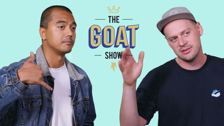 The GOAT Show: Horrorshow